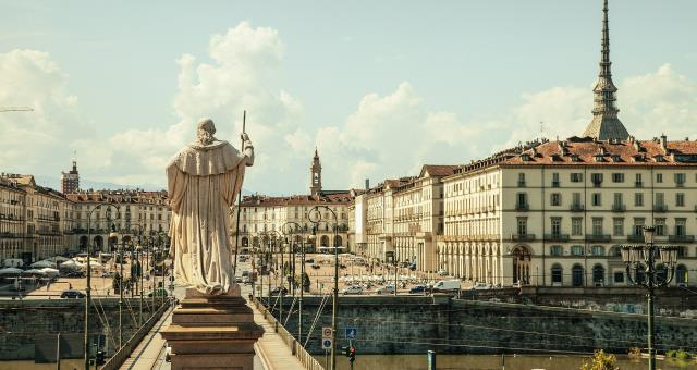 The beauty of Torino with the Best Western Plus Executive Hotel and Suites