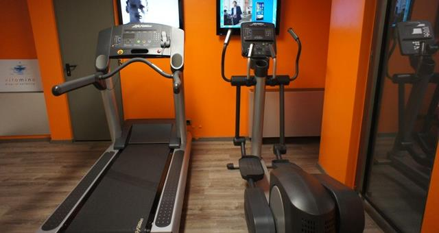 Wellness Fitness Best Western Plus Hotel executive und Suiten im Zentrum von Turin
