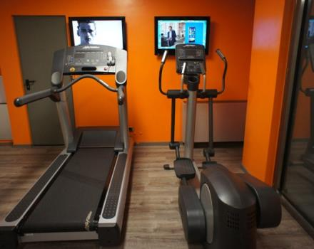 Fitness wellness Best Western Plus executive hotel and suites in centro a Torino