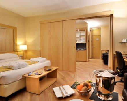 Professional Suite in Turin city center.