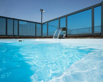 Relax, freschezza e quiete nel rooftop del BW Plus Executive Hotel and Suites
