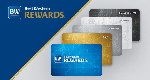 Best Western loyalty program – Best Western Plus Executive Hotel Turin