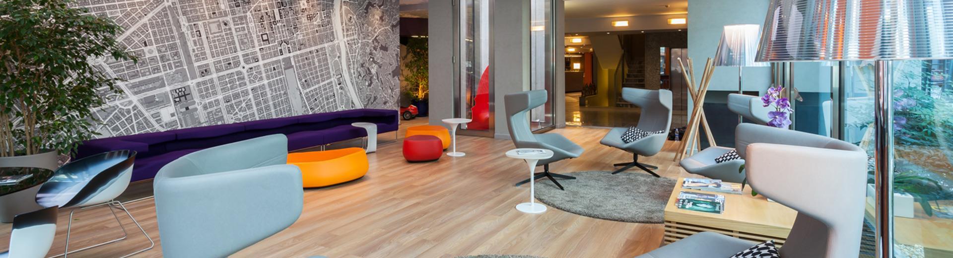 Hotel turin center porta nuova 4 stars best western plus for Hotel design torino