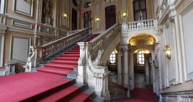 Home of the opera Pia Barolo, a must among tourist destinations in Turin