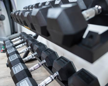 At the BW Plus Executive Hotel and Suties you will find a fully equipped gym