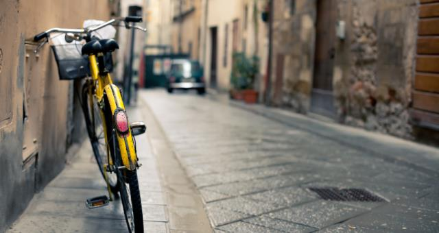 Best Western Plus Executive Hotel in Torino centro offers its guests free use of bicycles to visit the beautiful city of Turin!