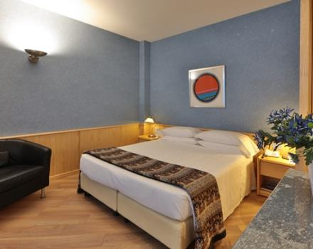 Discover our Superior rooms!Very large, wooden floors and the best technology ready to welcome you!At 5 minutes from Porta Nuova station and 5 minutes by subway from ingot!Best Western Plus Executive Hotel and Suites