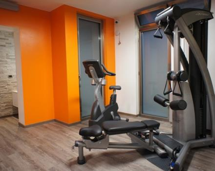 Wellness Fitness Best Western Plus executive hotel and suites in the Centre of Turin