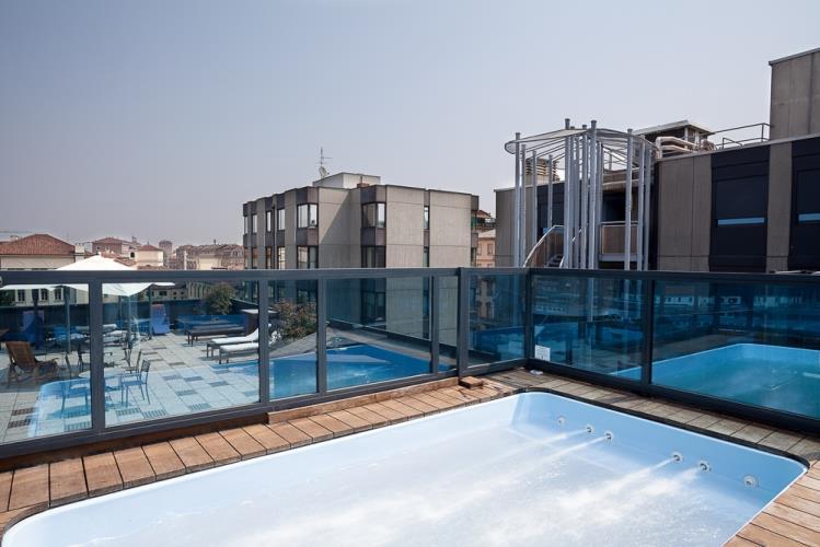 Hotel torino 4 stelle centro best western plus executive suites - Hotel torino con piscina ...