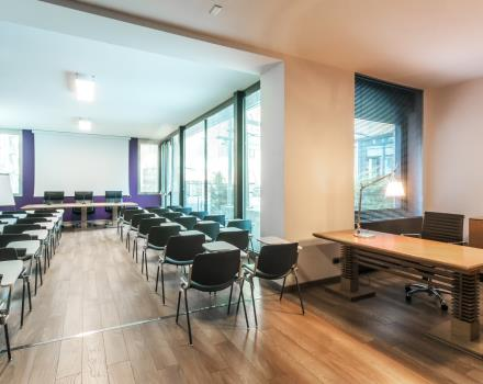 Your business meetings comfortably in the center of Turin.   Contact us for a custom quote for condominium meetings, with coffee breaks, light lunches and snacks.