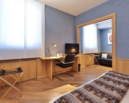 Junior Suite Best Western Plus Executive Torino 2