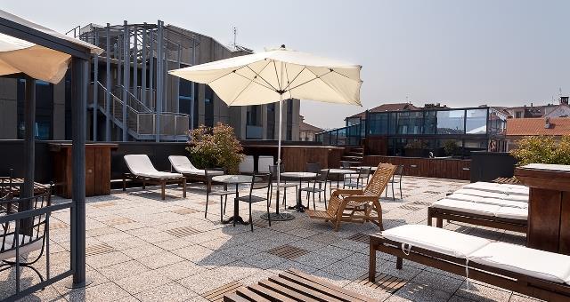 Hotel con piscina sul terrazzo torino centro - Hotel con piscine termali all aperto ...