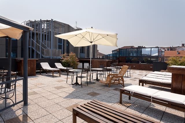 Area fitness e wellness best western plus hotel executive torino - Hotel con piscine termali all aperto ...