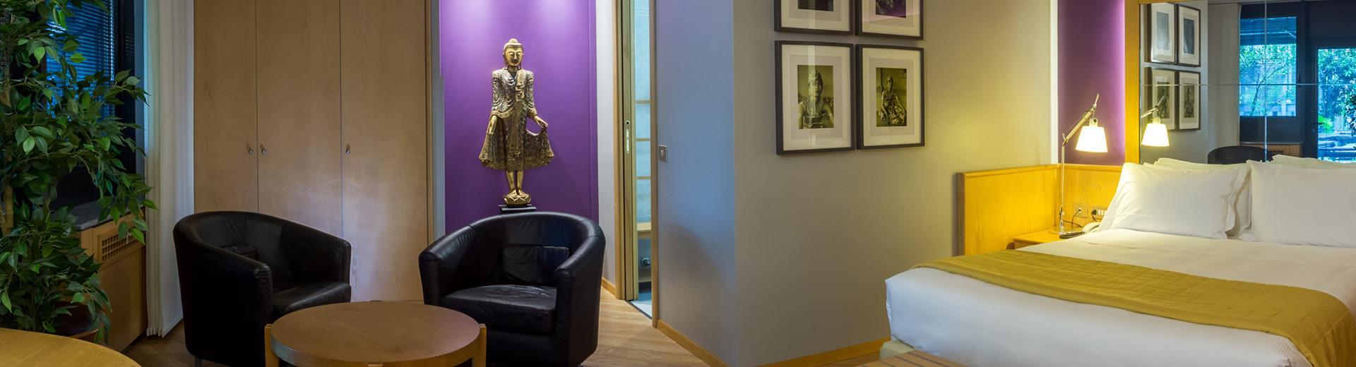 Camere classic bwp hotel executive torino centro porta nuova for Amsterdam hotel centro 4 stelle