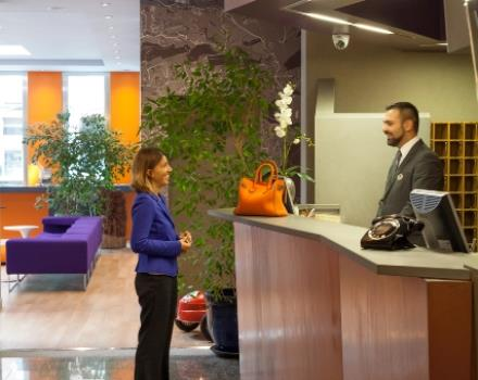 The staff at the Best Western Plus Executive Suites Hotel is ready to welcome you!