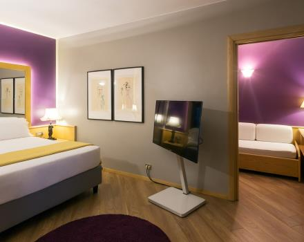 Prenota le junior suite al BW Plus Executive Hotel and Suites