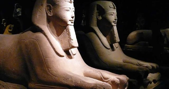 The most important Egyptian Museum in the world after the Cairo Museum exclusively in Turin