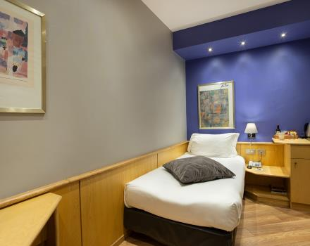 Discover the rooms at bW Plus Executive Hotel & Suites: single rooms ideal for business travel