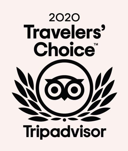 Travellers Choice 2020 TripAdvisor